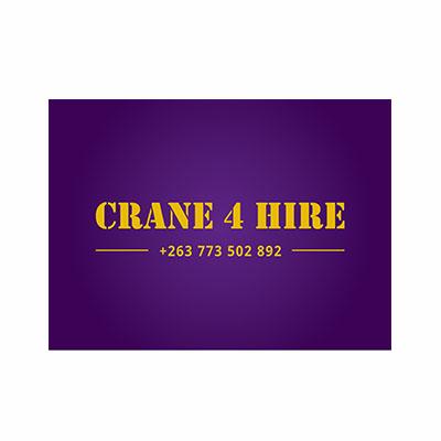 CRANE 4 HIRE